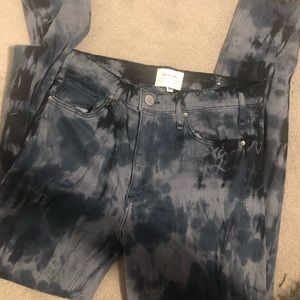 McGuire jeans funky print